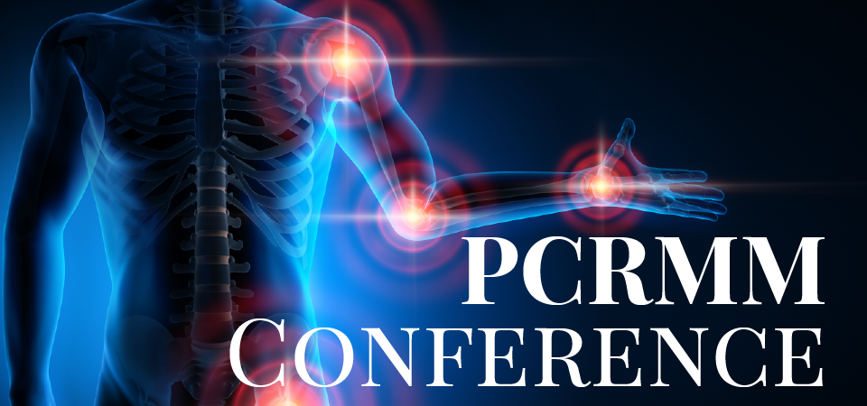 PCRMM 2021 annual conference tickets now available